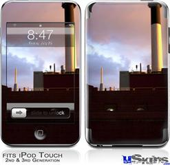iPod Touch 2G & 3G Skin - Factory