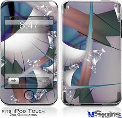 iPod Touch 2G & 3G Skin - Construction