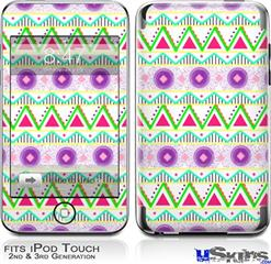 iPod Touch 2G & 3G Skin - Kearas Tribal 1