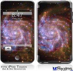 iPod Touch 2G & 3G Skin - Hubble Images - Spitzer Hubble Chandra