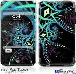 iPod Touch 2G & 3G Skin - Druids Play