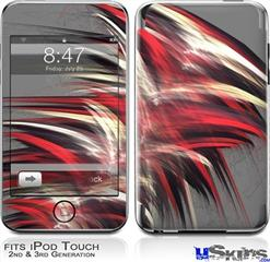 iPod Touch 2G & 3G Skin - Fur
