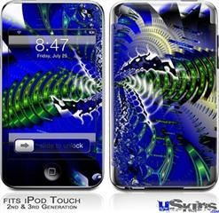 iPod Touch 2G & 3G Skin - Hyperspace Entry