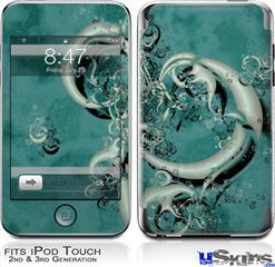 iPod Touch 2G & 3G Skin - New Fish
