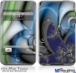 iPod Touch 2G & 3G Skin - Plastic
