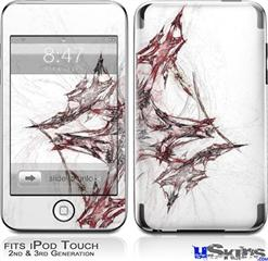 iPod Touch 2G & 3G Skin - Sketch