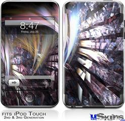 iPod Touch 2G & 3G Skin - Wide Open