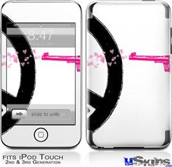 iPod Touch 2G & 3G Skin - Whatever Your Planned For Me