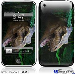 iPhone 3GS Skin - T-Rex