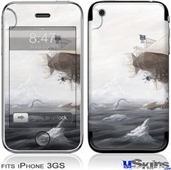iPhone 3GS Skin - The Rescue