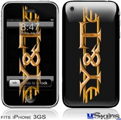 iPhone 3GS Skin - Y&T