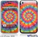 iPhone 3GS Skin - Tie Dye Swirl 102