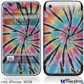 iPhone 3GS Skin - Tie Dye Swirl 109