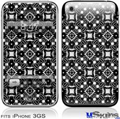 iPhone 3GS Skin - Spiders