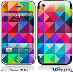 iPhone 3GS Skin - Spectrums
