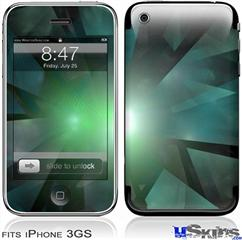 iPhone 3GS Skin - Sonic Boom