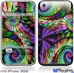 iPhone 3GS Skin - Twist
