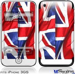 iPhone 3GS Skin - Union Jack 01