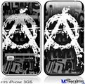 iPhone 3GS Skin - Anarchy