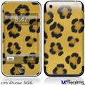 iPhone 3GS Skin - Leopard Skin
