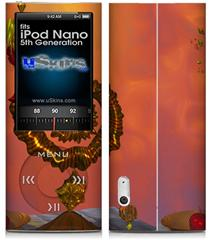iPod Nano 5G Skin - The Wizards Table