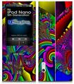 iPod Nano 5G Skin - And This Is Your Brain On Drugs