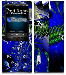 iPod Nano 5G Skin - Hyperspace Entry