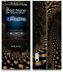 iPod Nano 5G Skin - Up And Down Redux