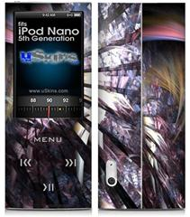 iPod Nano 5G Skin - Wide Open