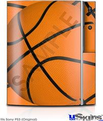 Sony PS3 Skin - Basketball