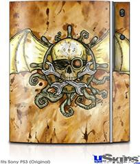 Sony PS3 Skin - Airship Pirate