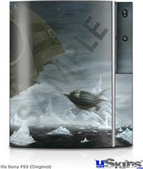 Sony PS3 Skin - Behold The Machine