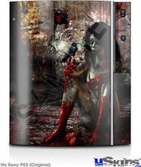 Sony PS3 Skin - Exterminating Angel