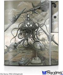 Sony PS3 Skin - Mankind Has No Time
