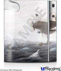 Sony PS3 Skin - The Rescue