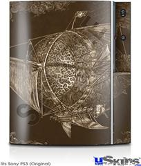 Sony PS3 Skin - The Sabicu
