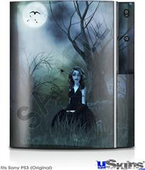 Sony PS3 Skin - Kathy Gold - Little Miss Muffet1