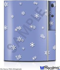 Sony PS3 Skin - Snowflakes