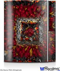 Sony PS3 Skin - Bed Of Roses