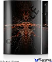 Sony PS3 Skin - Ramskull