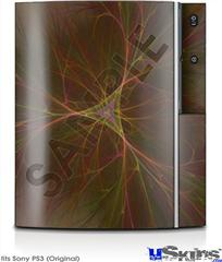 Sony PS3 Skin - Bushy Triangle