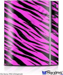 Sony PS3 Skin - Pink Tiger