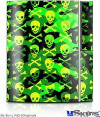 Sony PS3 Skin - Skull Camouflage