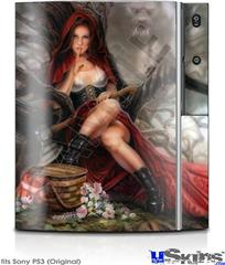 Sony PS3 Skin - Red Riding Hood