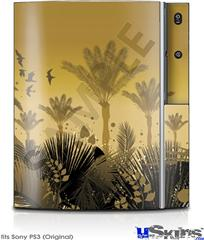 Sony PS3 Skin - Summer Palm Trees