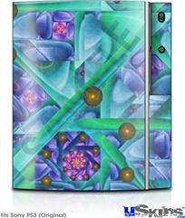 Sony PS3 Skin - Cell Structure