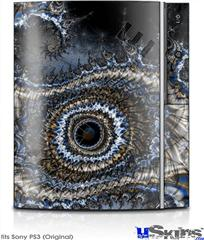 Sony PS3 Skin - Eye Of The Storm