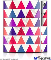 Sony PS3 Skin - Triangles Berries