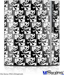 Sony PS3 Skin - Skull Checker