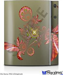 Sony PS3 Skin - Flutter